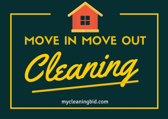 Move In Move Out Cleaning Services Quotes